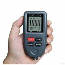 Измерительные инструменты и приборы - Толщиномер автомобильный R&D TC-100, 0