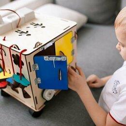 Развивающие игрушки - Бизиборд, 0