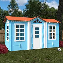 """Игровые домики и палатки - Большой детский домик """"Садовый павильон"""", 0"""