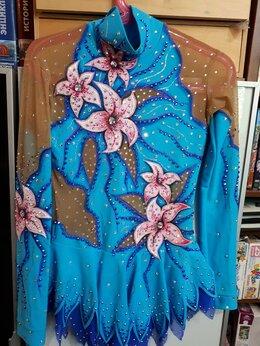 Спортивные костюмы и форма - платье для выступлений по фигурному катанию, 0