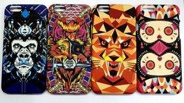 Чехлы - Чехол Soft-touch фосфорный iPhone 6/7/8, 0