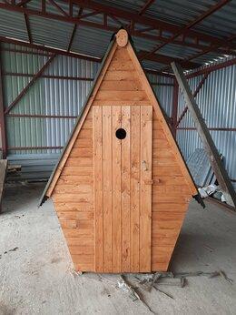 Готовые строения - Туалет деревянный для дачи, 0