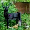 Мангал для дачи в форме Оленя по цене 28900₽ - Грили, мангалы, коптильни, фото 1