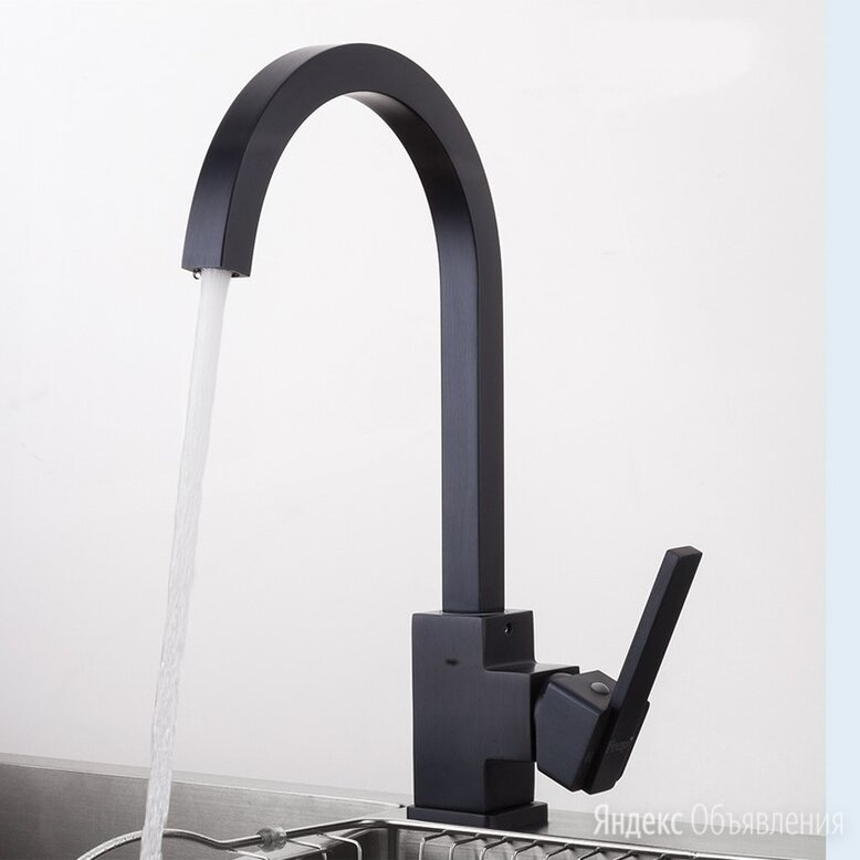 Смеситель для кухни Frap YF40010 по цене 5000₽ - Смесители, фото 0