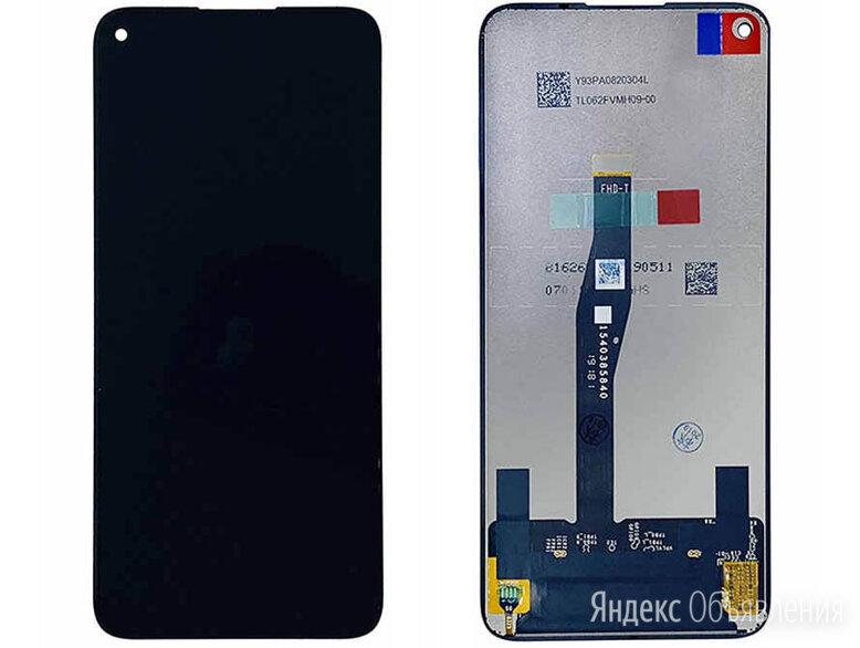 Дисплей Huawei Nova 5i Pro в сборе с сенсором черный по цене 1759₽ - Дисплеи и тачскрины, фото 0