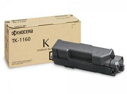Картриджи - Тонер-картридж TK-1160 для Kyocera ECOSYS…, 0