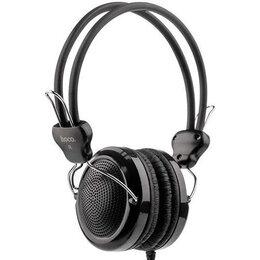 Наушники и Bluetooth-гарнитуры - Наушники полноразмерные HOCO W5 Manno, 0