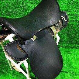 Конный спорт - Седло кавалерийское для лошади, 0