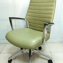 Компьютерные кресла - Кресло руководителя, натуральная кожа, Канада, 0