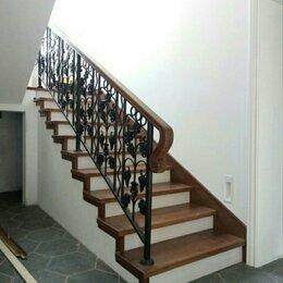 Лестницы и элементы лестниц - Лестница на второй этаж в частном доме, 0