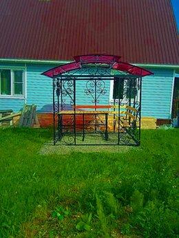 Комплекты садовой мебели - Беседки кованные, 0