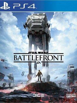 Игры для приставок и ПК - Видеоигра Star Wars: Battlefront Русская Версия…, 0