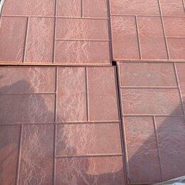 Тротуарная плитка, бордюр - Полимерно-песчаная плитка, 0