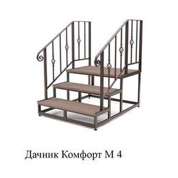 Лестницы и элементы лестниц - Лестница приставная ДАЧНИК КОМФОРТ М 4 , 0