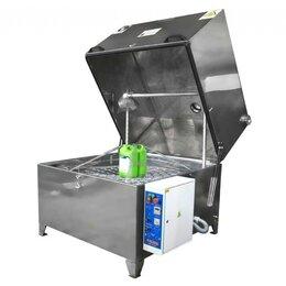 Ванна для мойки деталей - Автоматическая мойка деталей и запчастей АМ1150 ЭКО с эл. приводом, 0