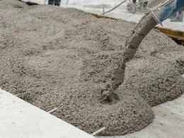 Строительные смеси и сыпучие материалы - Товарный бетон М100 цена за куб (1 м3), 0