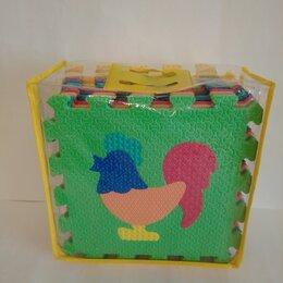 Развивающие коврики - Развивающий коврик пазл «Мозаика» размер:120 х 90, 0