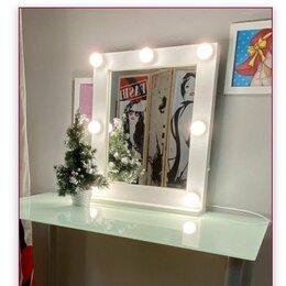 Зеркала - Гримерное зеркало 50х60 см, 0