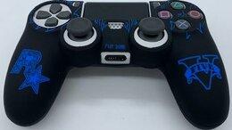 Игровые приставки - Защитный силиконовый чехол Silicon Case for…, 0