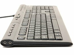 Клавиатуры - Клавиатура A4-Tech KLS-7MUU, 0