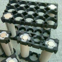 Батарейки - Держатель холдер на 15 Li-ion аккумулятора 18650, 0