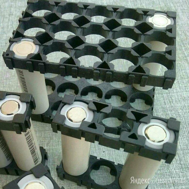 Держатель холдер на 15 Li-ion аккумулятора 18650 по цене 25₽ - Батарейки, фото 0