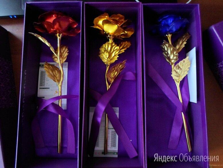 Искусственная роза по цене 350₽ - Цветы, букеты, композиции, фото 0