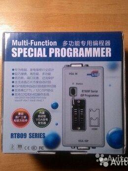 Программаторы - Новейший программатор RT809F, новый в упаковке, 0