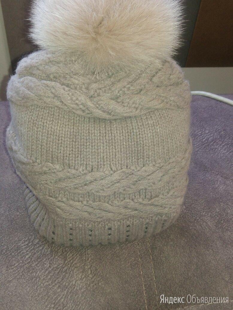 Шапка и шарф по цене 480₽ - Головные уборы, фото 0