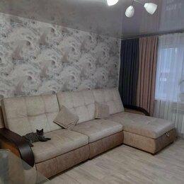 Диваны и кушетки - Угловой модульный диван со спальным местом,…, 0