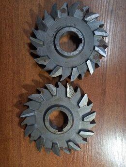 Станки и приспособления для заточки - Фреза дисковая 3х сторонняя 125*18*32 Р6М5, 0