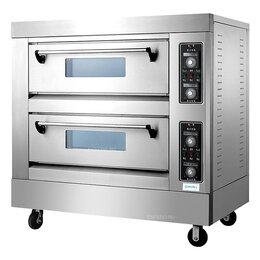 Жарочные и пекарские шкафы - Печь для пиццы Gastromix PO-44, 0