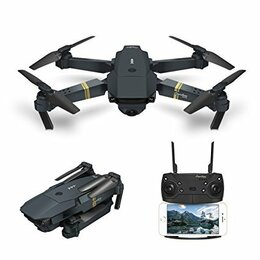 Квадрокоптеры - Квадрокоптер GD88 Emotion Drone с камерой 720P Wi-Fi (+ кейс), 0