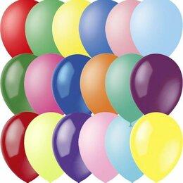 Воздушные шары - Шарик воздушный 100шт в уп пастель /150, 0