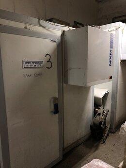 Промышленное климатическое оборудование - Холодильные и морозильные камеры , 0