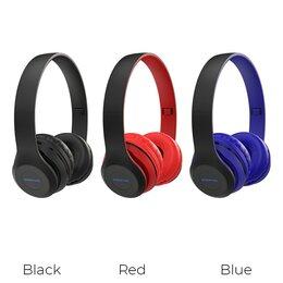 Наушники и Bluetooth-гарнитуры - Наушники Bluetooth WIRELESS HEADPHONES O4, 0