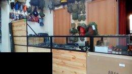 Дизайн, изготовление и реставрация товаров - Изготовлю стеллажи,торговые витрины из металла…, 0