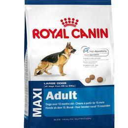 Корма  - Royal Canin Maxi Adult PRO сухой корм для собак крупных пород 20 кг, 0