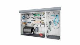 Шкафы, стенки, гарнитуры - Роллетный шкаф в паркинг, 0
