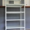 Стеллаж архивный / Стеллаж металлический, полочный по цене 3000₽ - Мебель для учреждений, фото 1