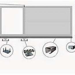 Заборы, ворота и элементы - Комплект для сборки откатных ворот, 0