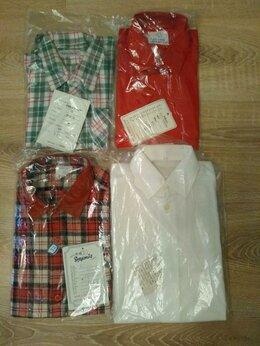 Рубашки - Рубашки новые детские (4 шт), 0