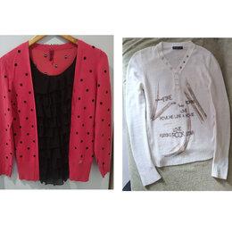Блузки и кофточки - Джемпера, размер 44, 0