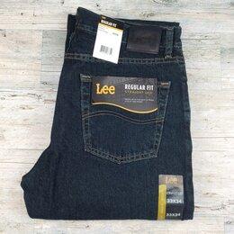 Джинсы - Джинсы Lee  Regular Comfort Fit Black Quartz…, 0