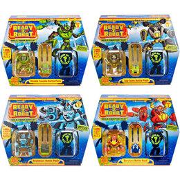 Игровые наборы и фигурки - Робот ready2robot с аккс N806, 0