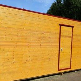Архитектура, строительство и ремонт - Деревянный летний дачный домик из вагонки. , 0