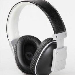 Наушники и Bluetooth-гарнитуры - Новые наушники Polk Audio Buckle black (черные), 0