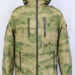 Одежда и аксессуары - Куртка зимняя зеленой расцветки мох(отп роз-а), 0