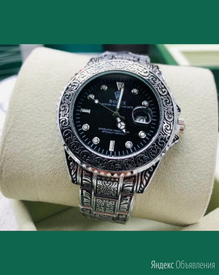 Наручные часы для мужчин РОЛЕКС 👑 по цене 1400₽ - Наручные часы, фото 0