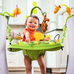 Ходунки, прыгунки - Детские прыгунки Сафари, 0